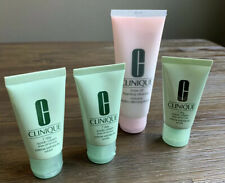Clinique 7 Day Scrub Cream Rinse-Off Formula 3X 1oz & Rinse-Off Cleanser 2.5oz