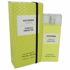 Notebook cítricos & Green Tea por selectiva SPA 3.4 oz Eau de Toilette (Unisex)