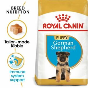 German Shepherd Puppy Dry Food Royal Canin Kibble Quality Best Complete Shape