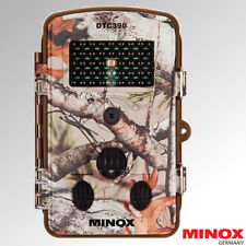 Minox Camera DTC 390 Trail Camera IR Flash Camo (60726)