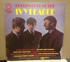 THE IVY LEAGUE Golden Hour Of The Ivy League - UK VINYL LP EXCELLENT CONDITION