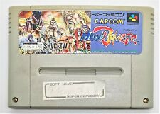 Genuine Muscle Bomber Video Game for Nintendo Super Famicom JAPANESE TESTED