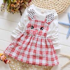 Princess Long Sleeve Dresses (2-16 Years) for Girls