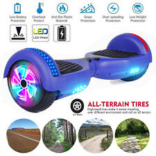 6.5 Inch Two Wheels Smart Hoverboard Electric Scooter for Kids and Adults Ul2272