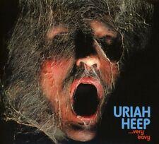 URIAH HEEP Very 'Eavy Very 'Umble DOUBLE CD NEW 2016
