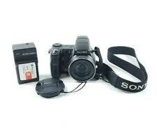 Sony DSC-H7 Digital Cameras W/ 2 Batteries and Charger