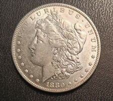 1880 O Morgan Silver Dollar - Uncirculated, No Reserve.  LOW SHIPPING!!