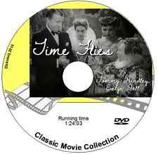 Time Flies  Tommy Handley, Evelyn Dall   Comedy Sci-Fi Film 1944 DVD