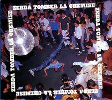 ZEBDA - TOMBER LA CHEMISE - MAXI CD DIGIPACK 3 TITRES