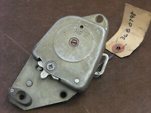 Right door lock latch NOS Lotus Elan Series 3