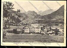 Aosta La Thuile cartolina AAREG312 SZF