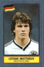 Panini Fútbol Superstars 1984 -germany-lothar Matthaus