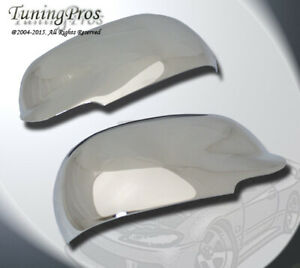 Chrome Mirror Cover with ABS Plastic Chevrolet Chevy Trailblazer 2008-2009