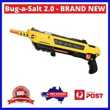 Bug-a-Salt 2.0 Insect Eradication Gun Fire Your Fly Swatter FREE SHIPPING AU