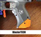 Stryfe Grip Extension 3d Printed Nerf Blaster (Orange)