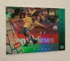 1994 Upper Deck World Cup Contenders English/German Hot Shots #HS4 Dunga