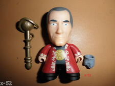 DOCTOR WHO TITANS Vinyl figure TIMOTHY 007 DALTON Rassilon Timelord TOY dr who