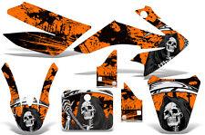 Graphic Kit Honda XR 50 R MX Dirt Pit Bike Decals Sticker Wrap XR50 04-11 REAP O