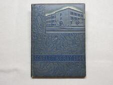 1944 WEST LAFAYETTE HIGH SCHOOL YEARBOOK WEST LAFAYETTE IN