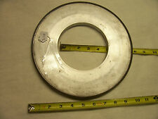 "Grinding Wheel, National WD120U N100 B35 037, Grinding Wheel, 10"" O.D., 5"" I.D."