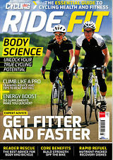 RIDE FIT AUTUMN Essential Guide To CYCLING Health and Fitness BODY SCIENCE @NEW@