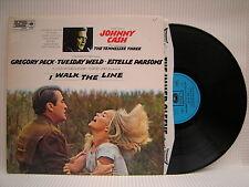 I Walk The Line - Original Soundtrack, Johnny Cash, CBS 70083 Ex+ A1/B1 Press LP