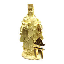 * Feng Shui * Jade Emperor with Sun & Moon Wind chime