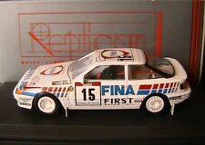 TOYOTA CELICA GT4 #15 FINA TOUR DE CORSE 1991 DUEZ WICHA TROFEU 223 1/43 RALLYE