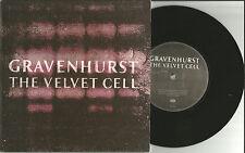 GRAVENHURST The Velvet Cell w/ KINKS Remake Cover trk UK 7 INCH Vinyl 45 2005