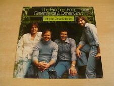 THE BROTHERS FOUR - GREENFIELDS & OTHER GOLD / FOLK LP
