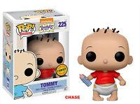 Rugrats Jagd Tommy Rotes T-Shirt 9.5cm Pop Vinyl Figur Funko 225 Nickelodeon