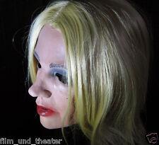 MARILYN MASK B, Real. Female Latex Diva Frauenmaske Crossdresser Transgender Gum