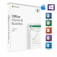 Microsoft Office 2019  Home&Business for Mac Activation Key