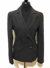 ASPESI Giacca Donna Lana Doppiopetto Woman Wool Jacket Blazer Sz.S - 40