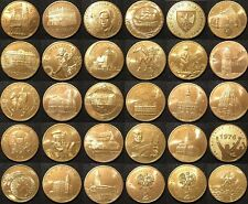 2006 Poland year set x 23 coins job lot UNC / new Mint condition