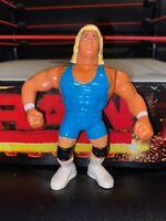 WWE MR PERFECT CURT HENNIG HASBRO WRESTLING FIGURE WWF SERIES 8 1991