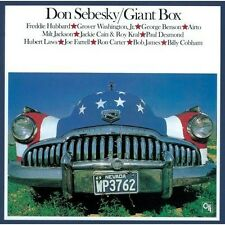 Don Sebesky - Giant Box [New CD] Blu-Spec CD, Japan - Import