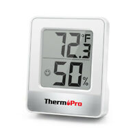 ThermoPro TP49 Digital Indoor Thermometer Hygrometer Temperature Humidity Meter