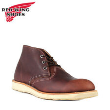 Red Wing Heritage 3141 Men's Work Chukka Boot (Briar Oil Slick Leather)