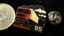 DAF LKW  Trucks Pin Badge 95 Truck bunt Wolken