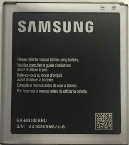 New OEM Battery for Samsung EB-BG530BBU Galaxy G530 G550 J3 J320 J5 J500 On5 Pro