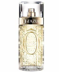 O d'AZUR By Lancôme Eau De Toilette Spray 2.5 Oz./75ml *UNBOX*
