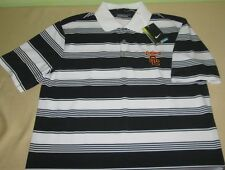 NEW USC TROJANS  NCAA Polo Golf Shirt Sz M - NIKE DRI FIT TOUR PERFORMANCE - NWT