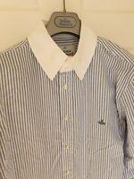 Mens MAN by VIVIENNE WESTWOOD long sleeve shirt size VI/XL. Ex con. RRP £260.