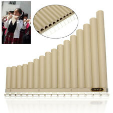 Beginners Pan Flute 16 Pipes Music Instrument Panpipe Easy Learn Awesome New bg