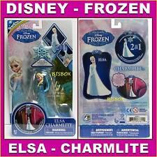 Frozen Movie Elsa CharmLite SpotLite Charm 2in1 Flashlight Character Light New