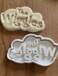 The Wiggles Cookie Cutter