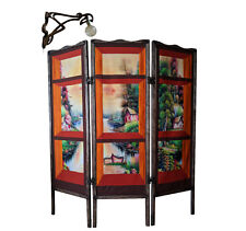 """A&O """"A Window to Summer"""" Room Divider Folding Screen, Wall panel"""