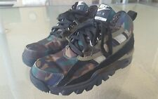 Nike Air Trainer SC Sneakerboot Camo Black Olive Tan Camoflage Rare - Mens Sz 6
