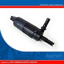 VW Golf Passat Polo Tiguan Headlight Lens Wash Washer Pump Jet Motor - 6R0955681